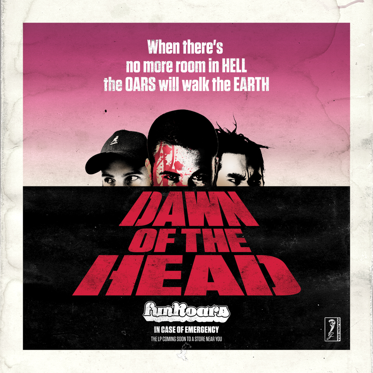 FUNKOARS: DAWN OF THE HEAD EP