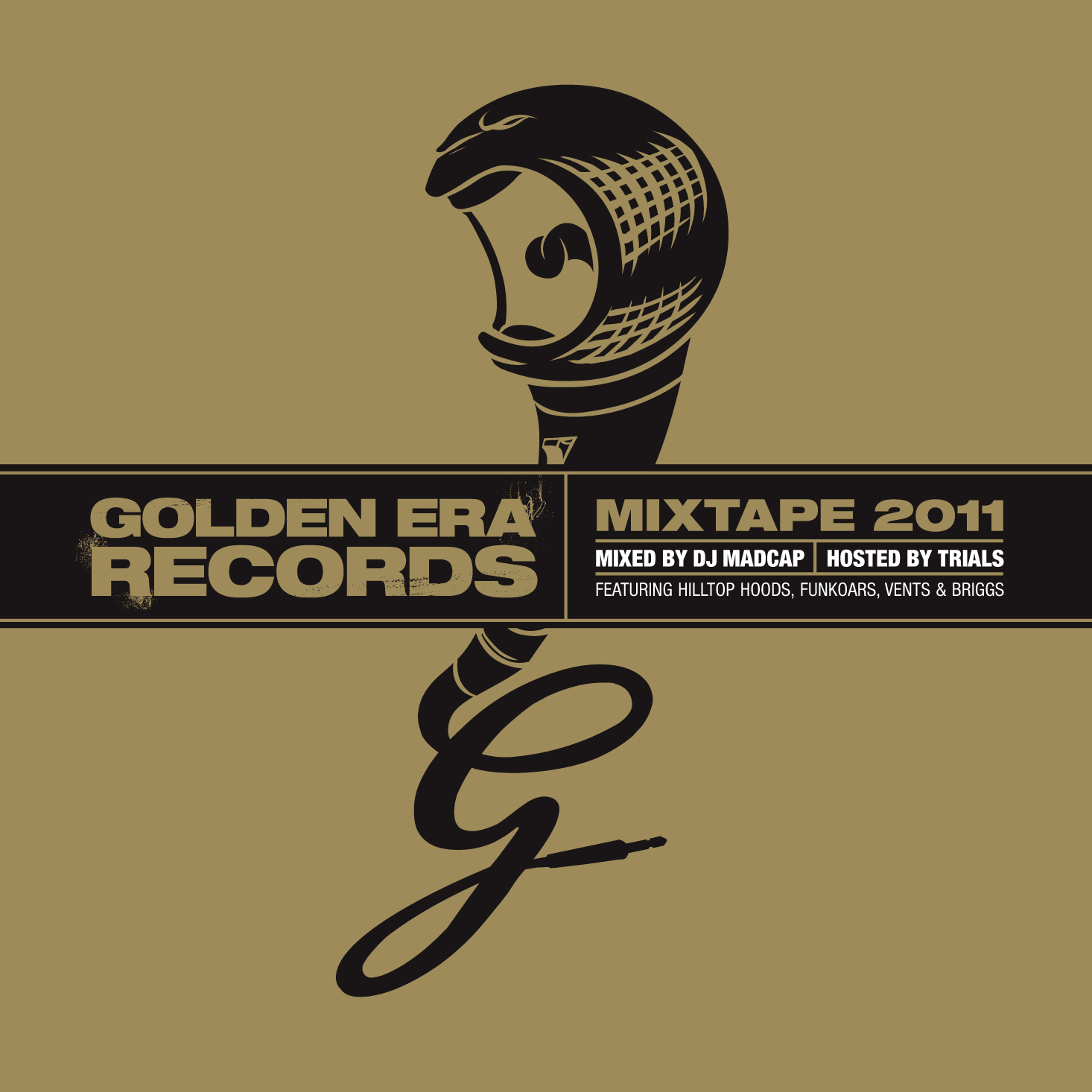 GOLDEN ERA MIXTAPE 2011