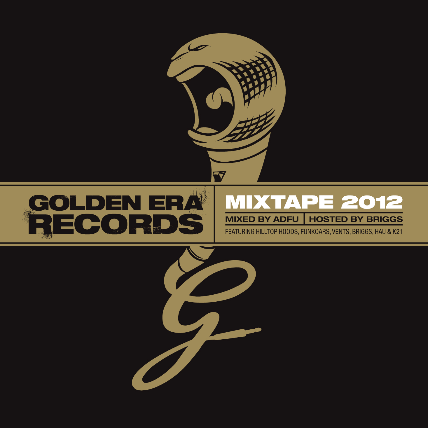 GOLDEN ERA MIXTAPE 2012