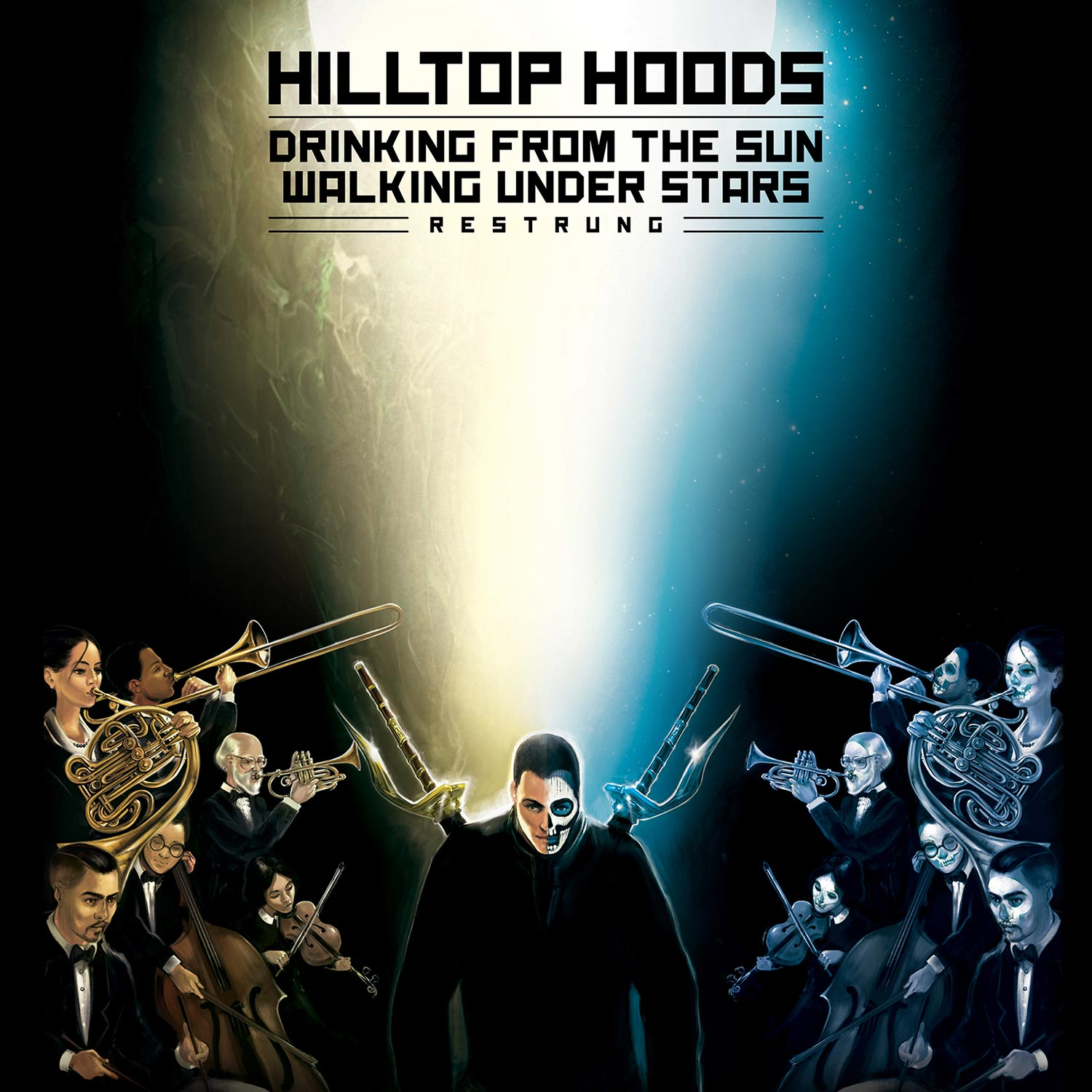 HILLTOP HOODS: DRINKING FROM THE SUN, WALKING UNDER STARS RESTRUNG