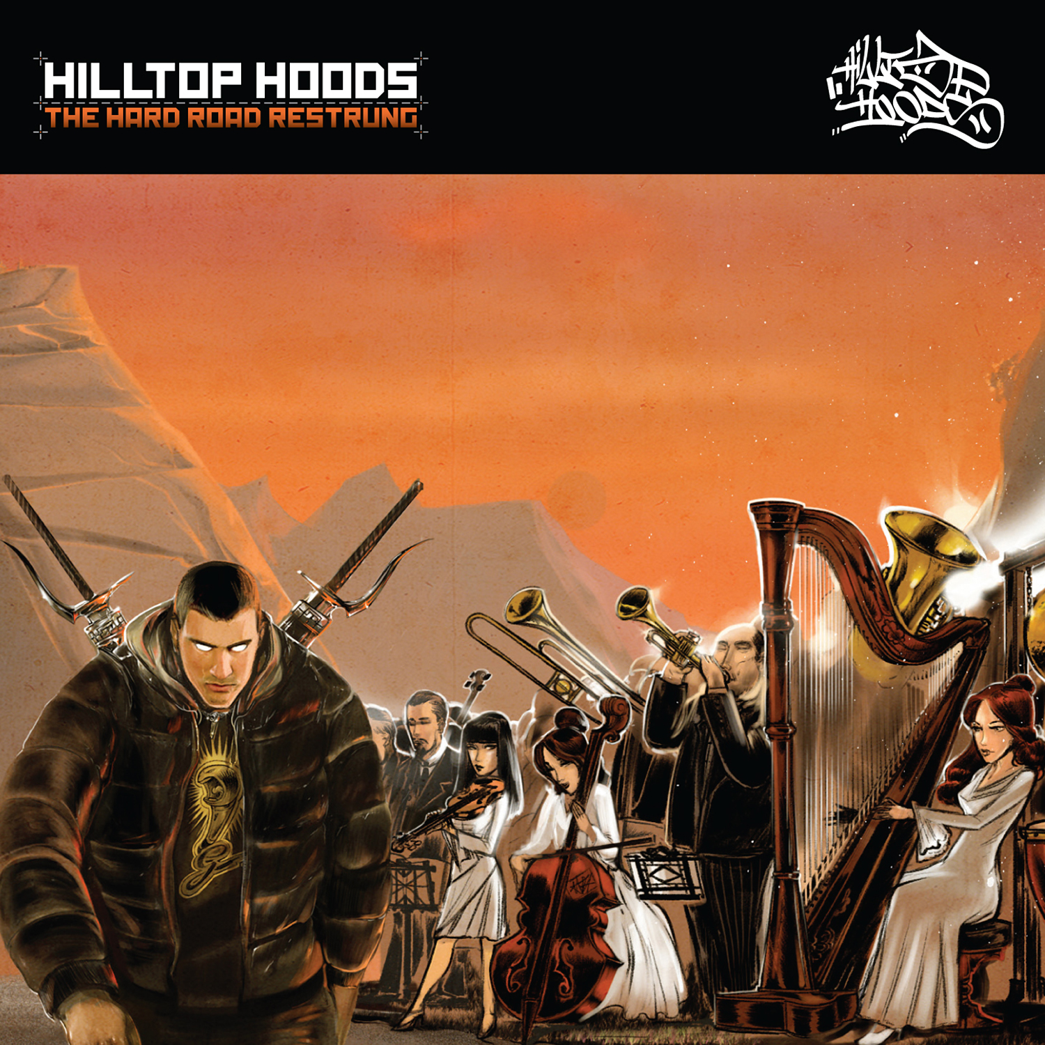 HILLTOP HOODS: THE HARD ROAD RESTRUNG
