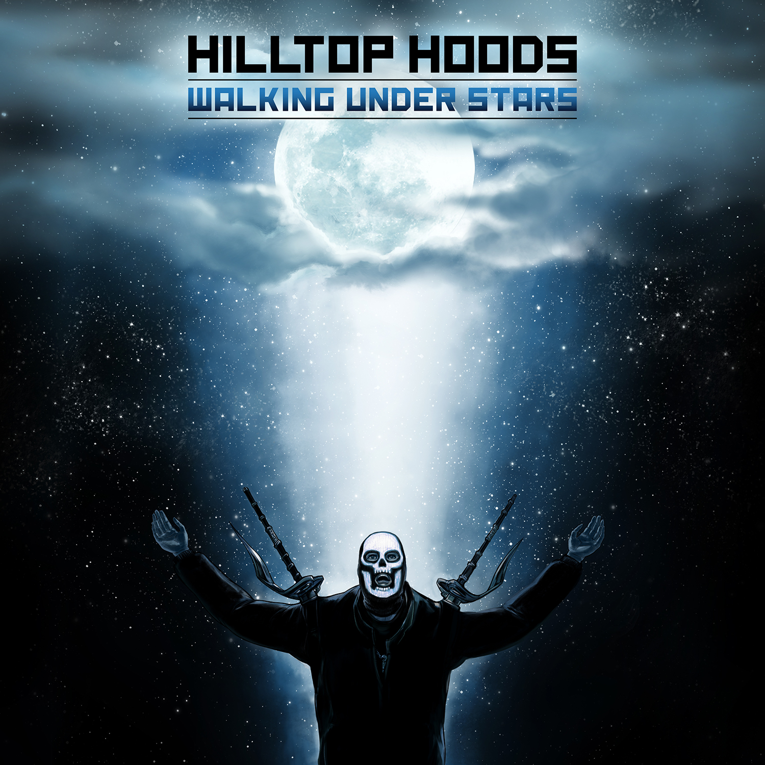 HILLTOP HOODS: WALKING UNDER STARS