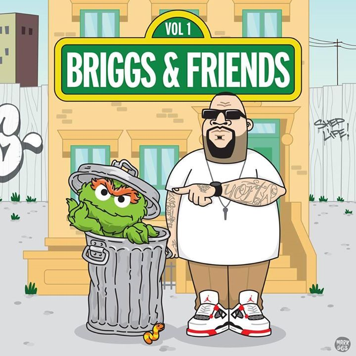 Briggs & Friends Vol 1