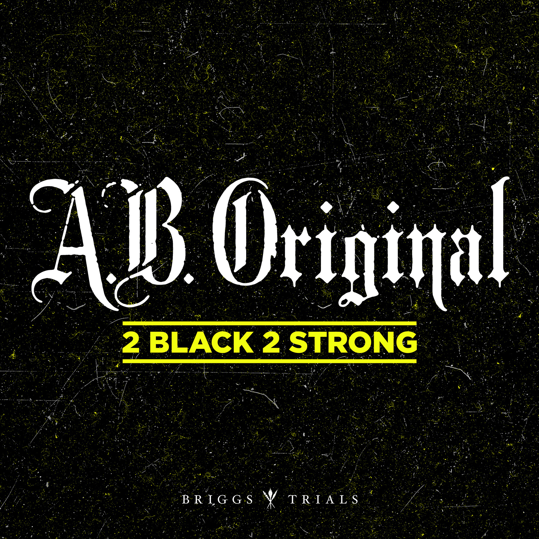 ABOriginal_2Black2Strong_SingleCover_01