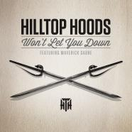 CD SINGLE: Won't Let You Down (feat. Maverick Sabre) Available on iTunes